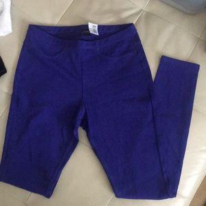 Pants - Royal blue leggings